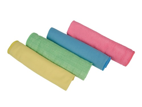 ROVUS BLUEPOWER CLEANING NANO CLOTHS 4PCS/SET