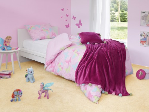 DORMEO BUTTERFLY 2PCS SET PINK Retail
