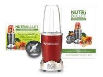 NutriBullet 600 Вт (красный) Delimano