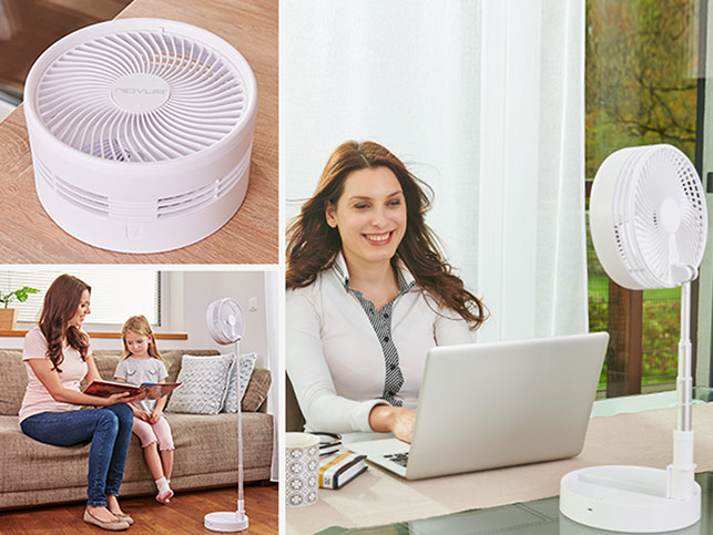 Rovus Cordless Portable Fan
